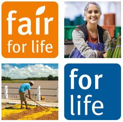O que é comércio justo: Fair for Life